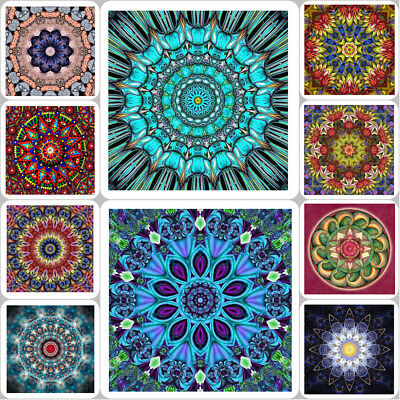 AU STOCK DIY 5D Diamond Painting Embroidery Cross Crafts Stitch Kit Home Decor