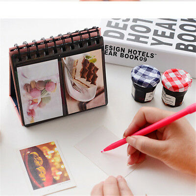 "3"" 68 Pockets Album Case Storage for Polaroid Photo FujiFilm Instax Mini Film"