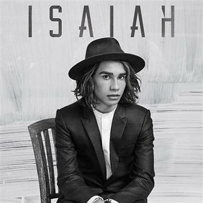ISAIAH Isaiah CD BRAND NEW X-Factor Isaiah Firebrace S/T Self-Titlted