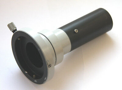 Zeiss Microscope Lamphouse Adapter Tube for WL, Universal, Photomic etc.
