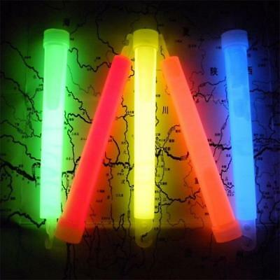 5pcs Glow Sticks Light Stick Mixed Colour  Army Party Camping Glowsticks Pop