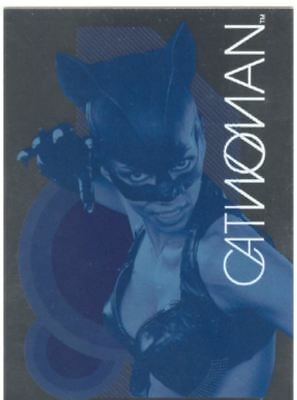 Catwoman The Movie Cat Vision Chase Card CV-5