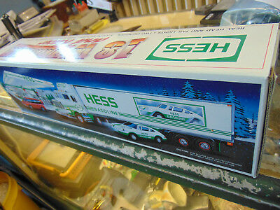 1992 Hess Truck  Never out of Box