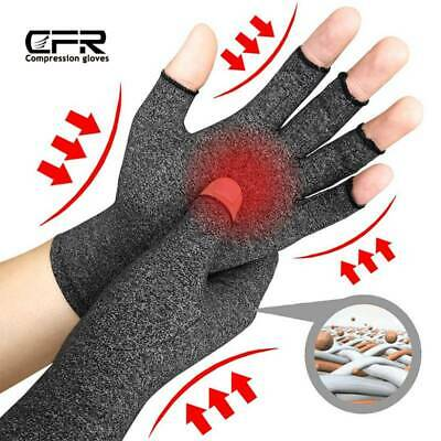 Medical Arthritis Gloves Compression Support Hand Wrist Brace Carpal Tunnel Pain
