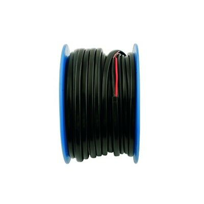 Twin Core Cable 2 x 14//0.3mm 30m Maypole 313