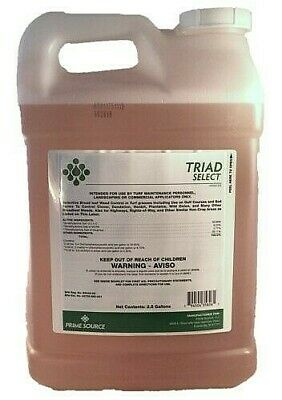 Triad Select Herbicide - 2.5 Gallons (Replaced Trimec 992) by Prime Source