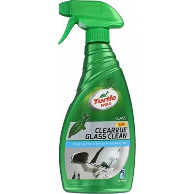 ClearVue Glass Cleaner Trigger 500ml Turtle Wax FG7619