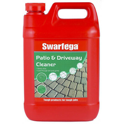 Patio and Driveway Cleaner 5ltr Swarfega SWPD5LB
