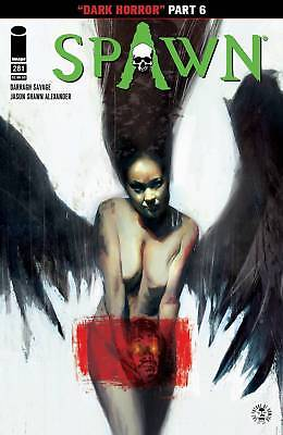 Image Spawn #281 Cover A Comic Book Nm 2018