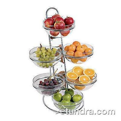 World Cuisine - 41913-04 - 4-Tier Ladder and Large 6-Bowl Set