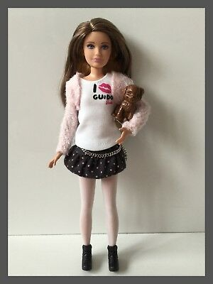 Barbie Collector Barbie Skipper Fashionistas Skipper New Outfit