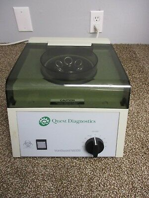 Quest Diagnostics VanGuard V6500 Centrifuge