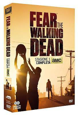 Fear The Walking Dead - Stagione 01  2 Dvd  Cofanetto