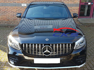 AMG GLC63 Panamericana Grille Models with 360 camera