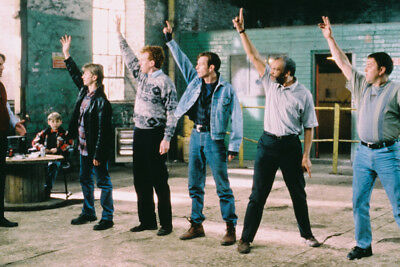 The Full Monty 24X36 Poster Print Dancing Robert Carlyle