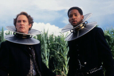 Wild Wild West Will Smith Kevin Kline 24X36 Poster Print