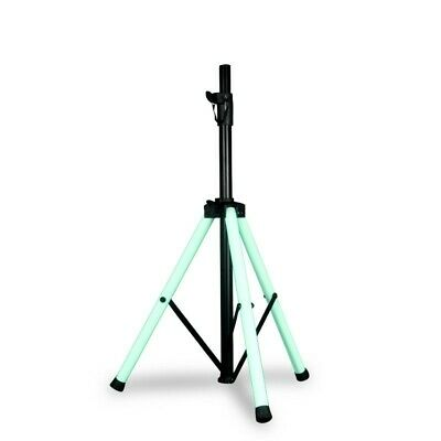 American DJ Color Stand LED Telescoping Color-Changing Accu-Stand Speaker Stand