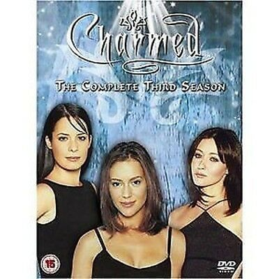 Charmed The complete 3. third Season 6 DVD NEW & original box