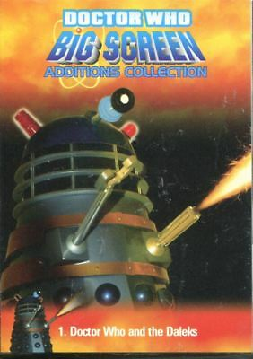 Doctor Who Big Screen Additions Complete 72 Card Base Set