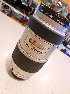 PENTAX FA SMC Zoom 80-320mm f/4.5.-5.6 AF Lens [Excellent]  TAIWAN