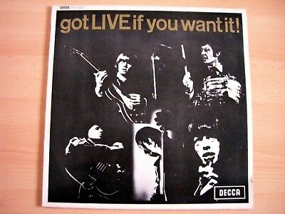 """EP The Rolling Stones - Got Life If You Want It! 12"""" Ausgabe"""