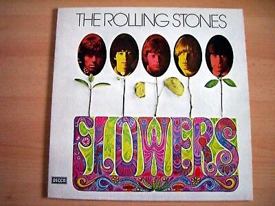 LP The Rolling Stones - Flowers