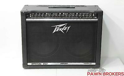 peavey transtube special 212 100w electric guitar combo amplifier picclick. Black Bedroom Furniture Sets. Home Design Ideas