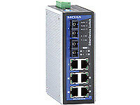 NEW! Moxa 43465M INDUSTRIAL UNMANAGED ETHERNETS