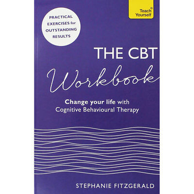 The CBT Workbook by Stephanie Fitzgerald (Paperback), Non Fiction Books, New