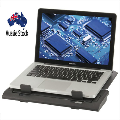 Cooling Pad Notebook Dual Fan Blk Xc5211