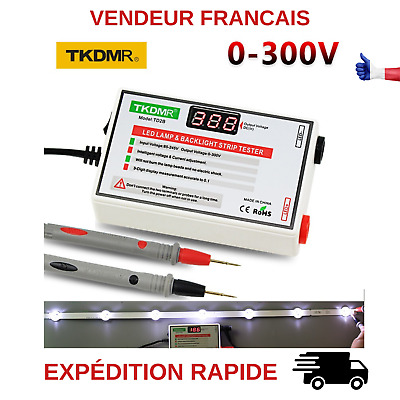 TESTEUR RETROECLAIRAGE RETRO ECLAIRAGE LED TV TEST DE BARRE LED BACKLIGHT TESTER