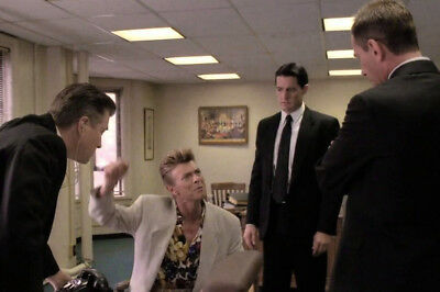 Twin Peaks: Fire Walk With Me David Bowie Kyle Maclachlan 24X36 Poster Print