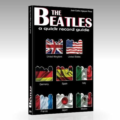 The Beatles - A Quick Record Guide - 8 Countries. UK, US, Germany, Spain, Italy