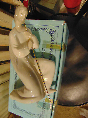 BEAUTIFUL LLADRO San Jose Figure in Box #4.533