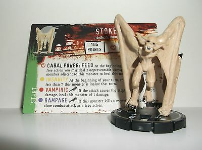 HORRORCLIX  Stoker #095 Rare W/CARDS Base Set