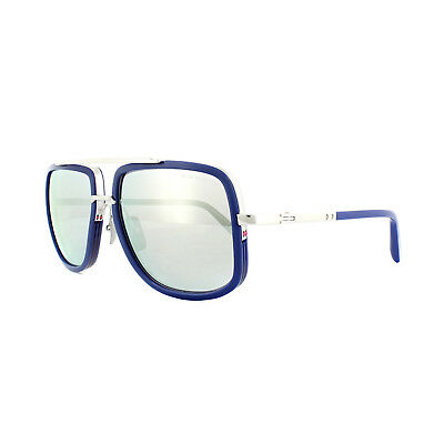 4c06644eb5 DITA SUNGLASSES MACH-ONE DRX-2030-J-59 Blue Silver Dark Grey Gold ...