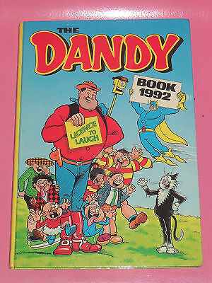 The Dandy Book Annual 1992 (Unclipped)