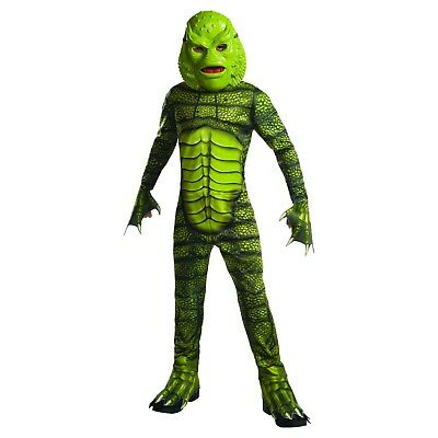 Universal Studios Monsterville Creature From The Black Lagoon Child Costume