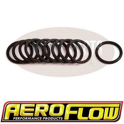 Aeroflow Performance Viton Rubber O-Rings -6AN (10 pack) AF178-06