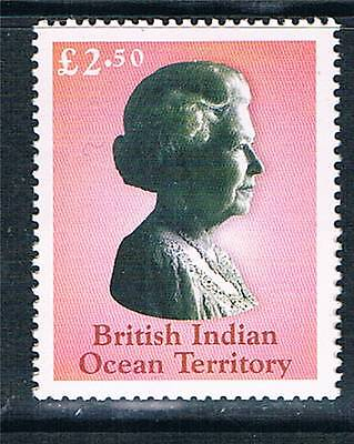 British Indian Ocean Territory 2003 New Queens Head SG 285 MNH