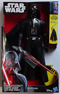HASBRO® B7284 STAR WARS® REBELS™ Darth Vader™ 31cm Figur mit Licht & Sound