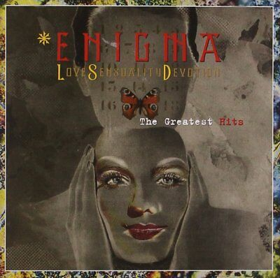 Enigma - Love Sensuality Devotion ~ Greatest Hits - NEW CD (sealed) Best of LSD