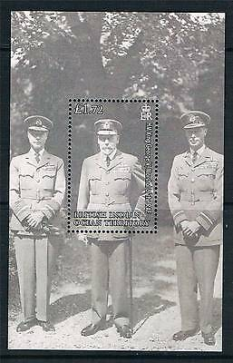 British Indian Ocean Ter 2008 90th Anniv.of RAF S/S SG 384 MNH