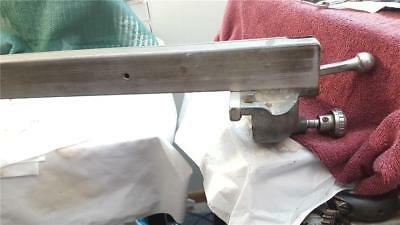 """113 Craftsman Table Saw geared Micro Adjust rip fence for 27"""" table"""