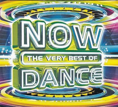 The Very Best Of Now Dance - Various Artists (New Sealed 3Cd )