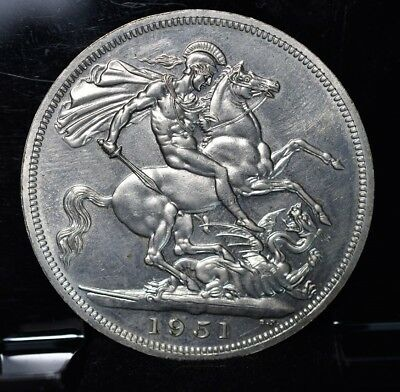 1951 Great Britain 5 Shillings Crown - Festival of Britain