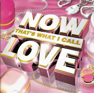 Now That's What I Call Love - Various Artists (New 2Cd )