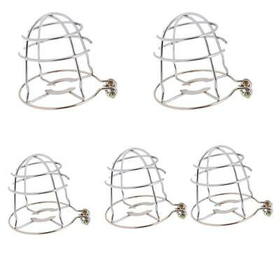 5x Fire Sprinkler Head Protective Guard Cover for Fire Extinguishing System