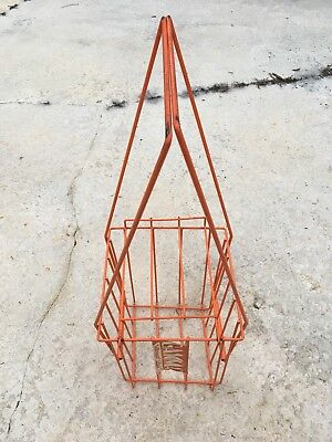 Vintage Orange Gamma Tennis Ball Hopper!