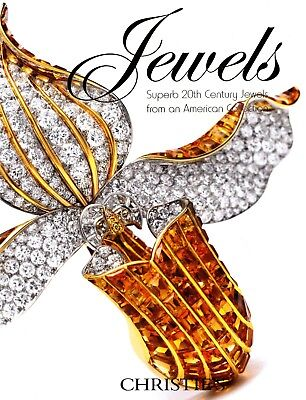 SUPERB JEWELS 20TH CENT.: Christie's Top-Katalog N.Y. 08 +results